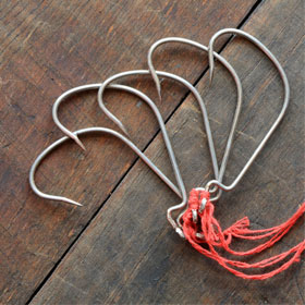 Fishing Hooks: Sizes, Types, Anatomy