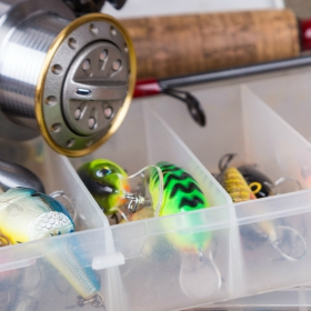 tackle boxes are best for saltwater fishing trips