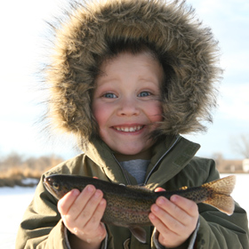 Ice Fishing Gifts You Can Feel Confident About