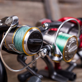 How to Choose a Fishing Reel to Match Rod