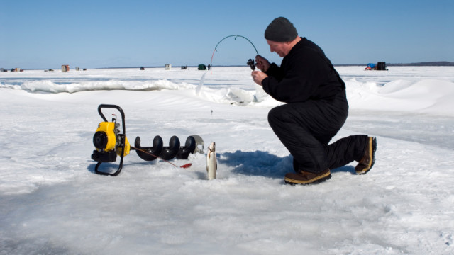 An Ice Fishing Gear List