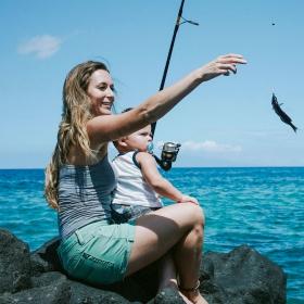 3 Razones por las que enseñaré a mi hijo a pescar