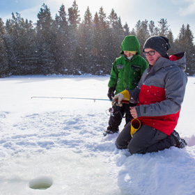 Your Guide to Lake Erie Ice Fishing