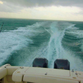 boating and Fishing in Bad Weather