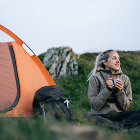 Things to Consider When Camping Alone as a Woman