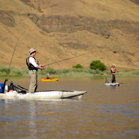 Tips on How to Kayak Fish for Beginners