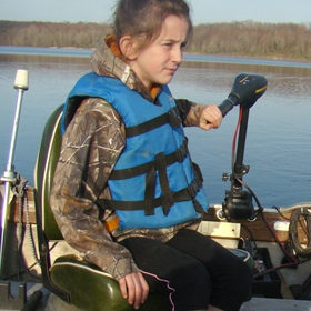 Boat safety for kids 101