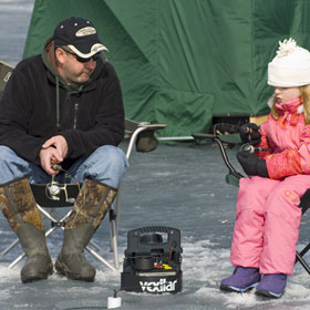 Kids Ice Fishing Safety Tips