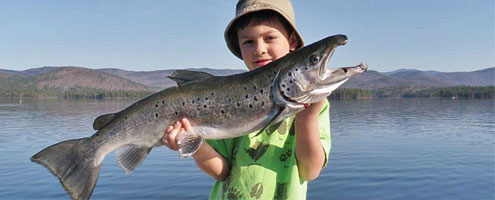 Buy Your New Hampshire Fishing License Online