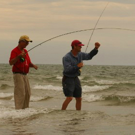 photo of beginners catching fish with these fishing tips