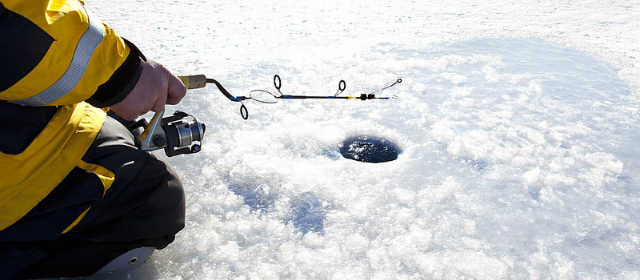 Best ice fishing rod and reel combos for Best ice fishing reel