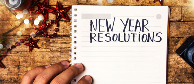5 New Year Resolution Ideas for 2021