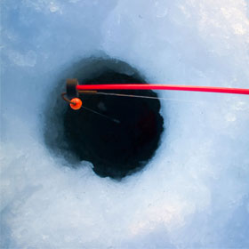 Ice Fishing Tightlining Guide
