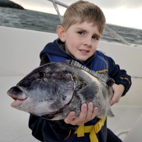 Tautog Fishing Tips: Where to Go & What to Use