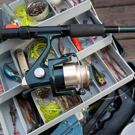 Freshwater fishing gear