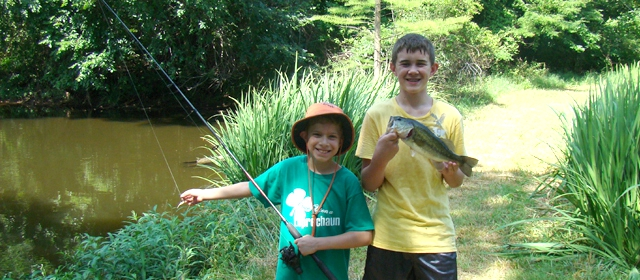 Family fun fishing trips are easier than you think for Where to buy fishing license near me
