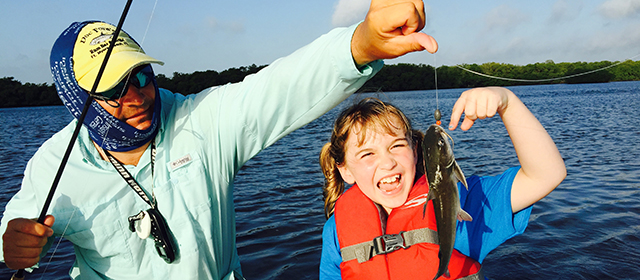 11 Things You Must Have to Take a Kid Fishing