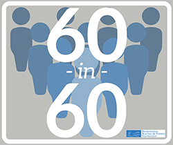 60 in 60 Gains Momentum at Fall Industry Events