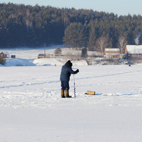 Where to Ice Fish