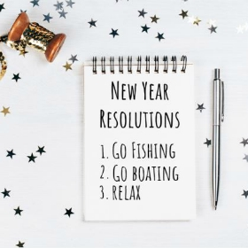 Top Fishing New year's resolutions from our fans