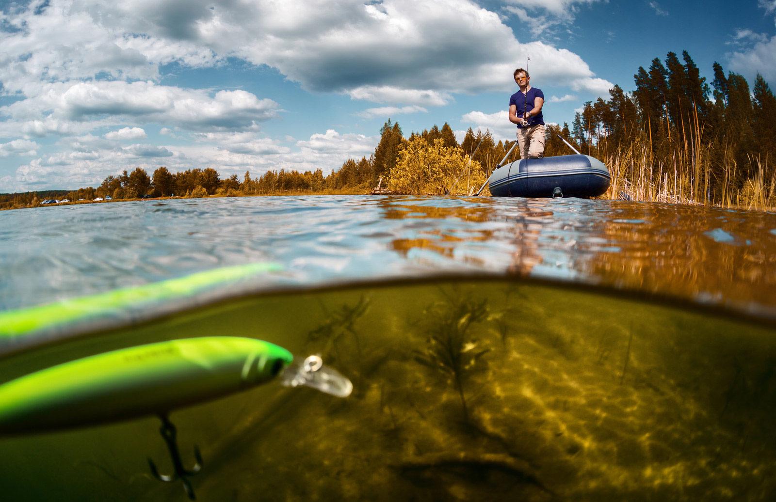 fishing with lures - take me fishing, Fishing Bait