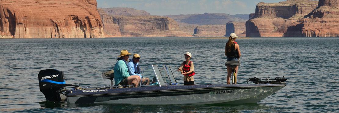 top arizona fishing and boating info