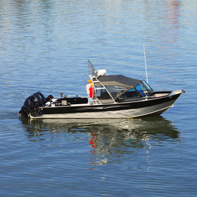Learn about fuel efficient fishing boats