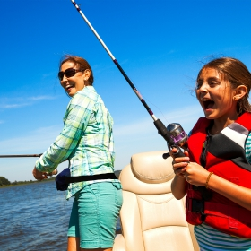 5 Things to do during National Fishing & Boating Week