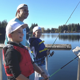 7 Tips for Fishing with Kids