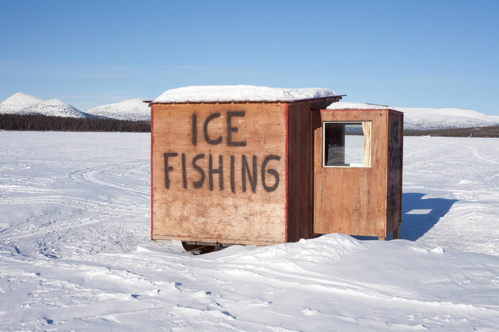 Ice fishing gear for Mn ice fishing regulations