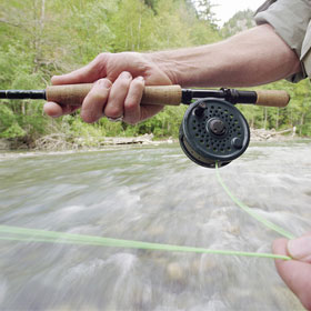 Professional Fly Fishing Line Guide