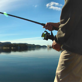 Get a Fishing License Online