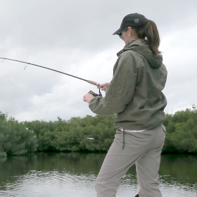 Don't Get Washed Out: 8 Tips For Fishing in the Rain