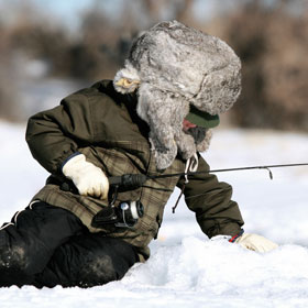 5 TIPS FOR ICE FISHING WITH KIDS