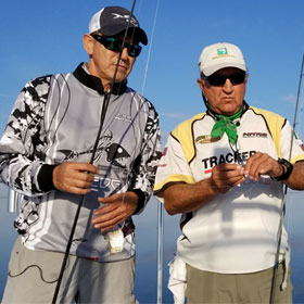 Participate in fishing tournaments