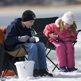Ice Fishing Clothing for Every Angler