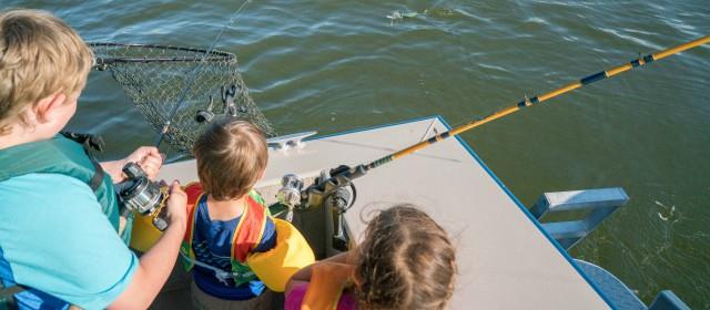 Lugares favoritos de pesca que los ni os nunca olvidar n for Nc saltwater fishing regulations 2017
