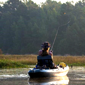 All You Need To Know About Kayak Fishing