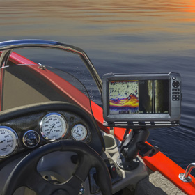 How to Read a Fish Finder: The Basics