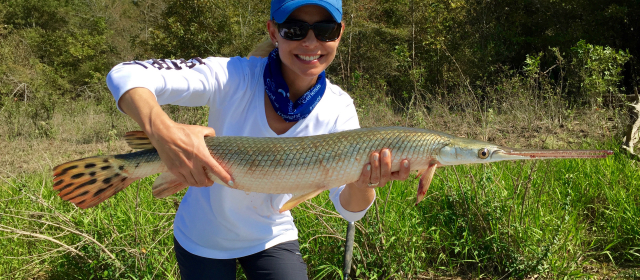 Texas fish species that will challenge your skills for Texas freshwater fishing license