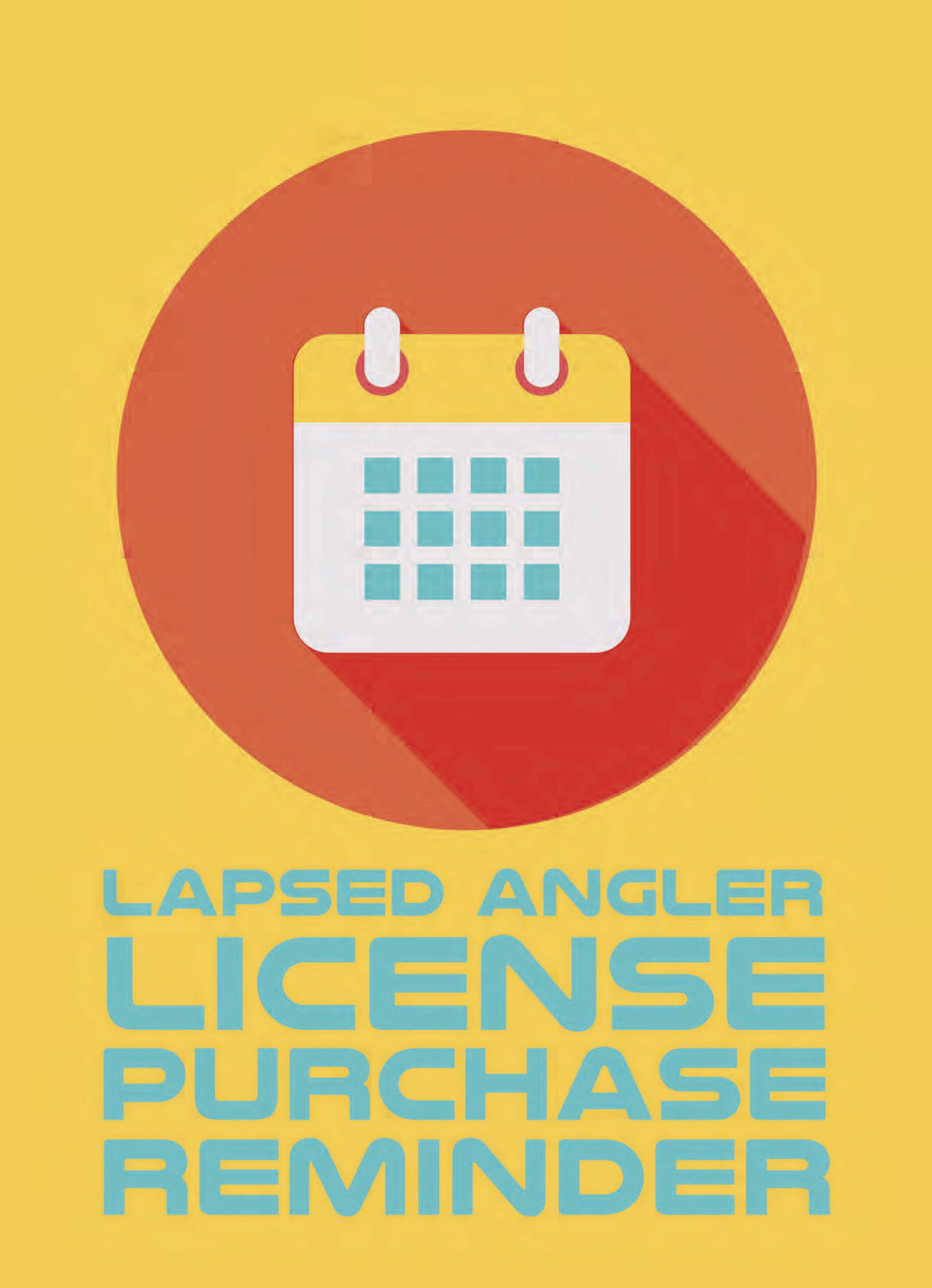 Lapsed Angler License Purchase Reminder