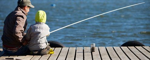 maine - take me fishing, Fishing Reels