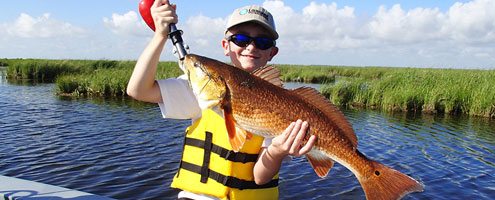 Helpful info on louisiana fishing boating for Fishing sites near me