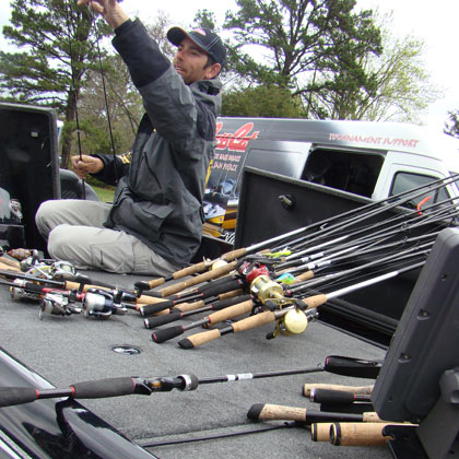 "How Many Fishing Rods Does an Angler ""Need?"""