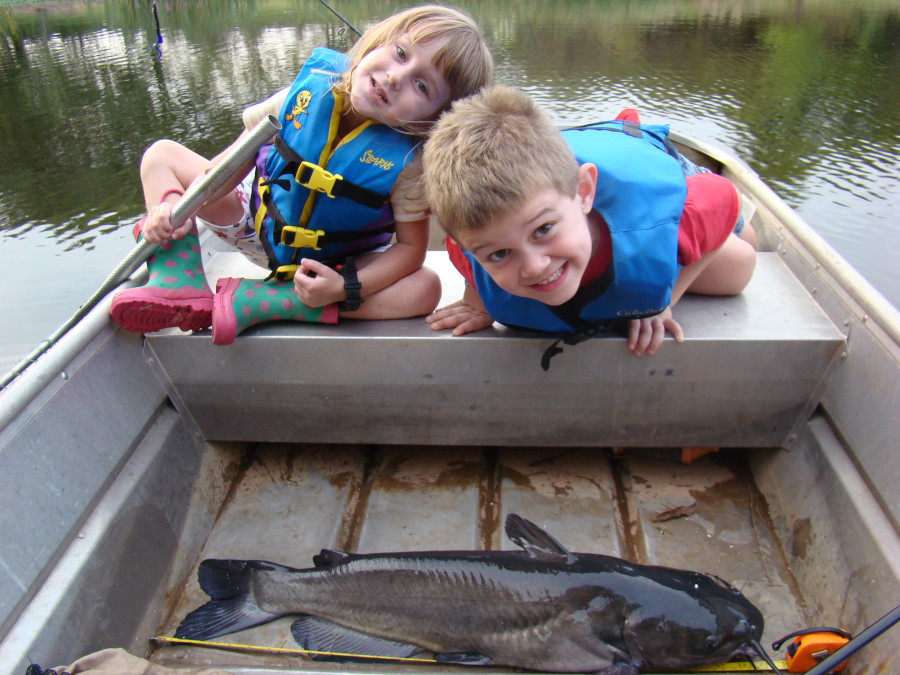 How to Maximize Family Fishing Time