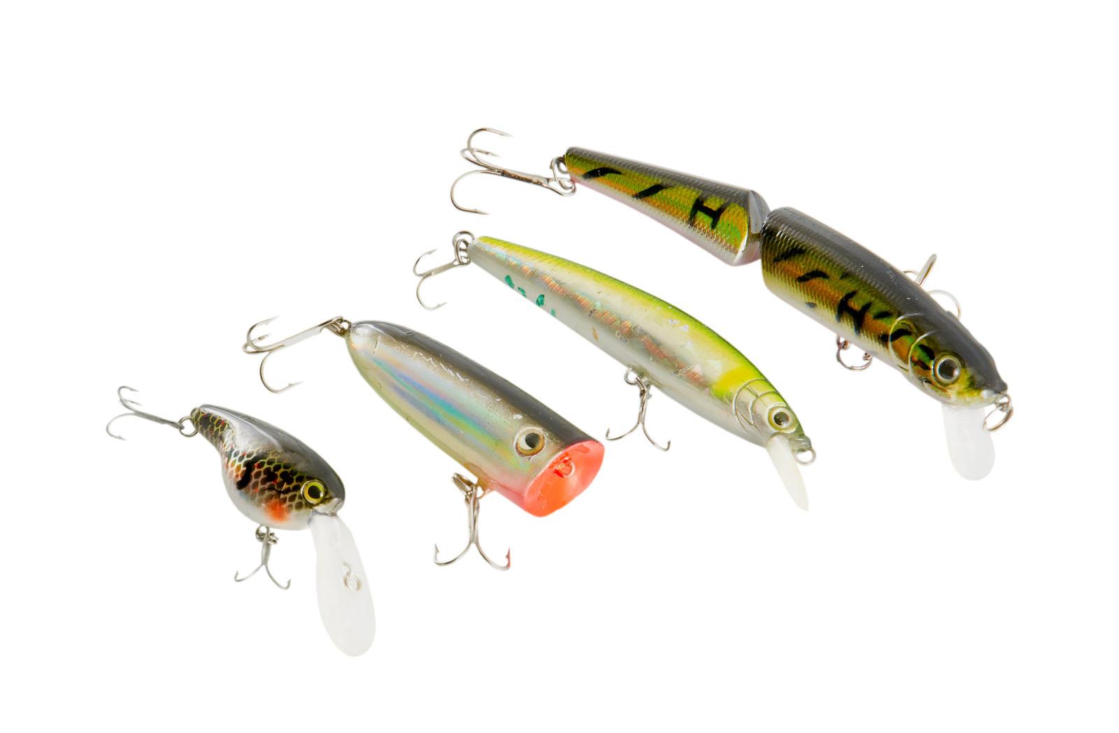 fishing with lures - take me fishing, Hard Baits