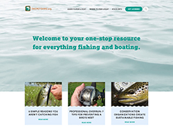 Announcing the New & Improved TakeMeFishing.org
