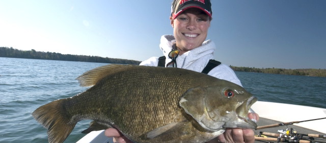 Hit a Minnesota river for smallmouth bass action