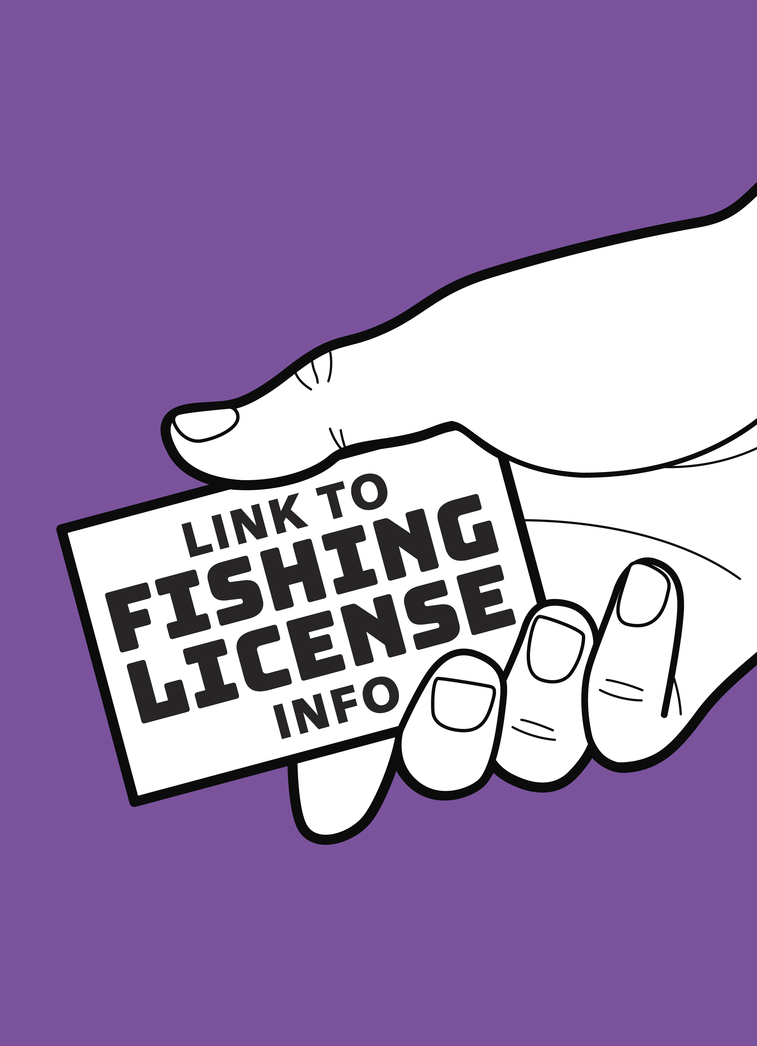 Link to Fishing License Info