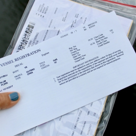5 Steps to Transfer Boat Registration or Title Paperwork